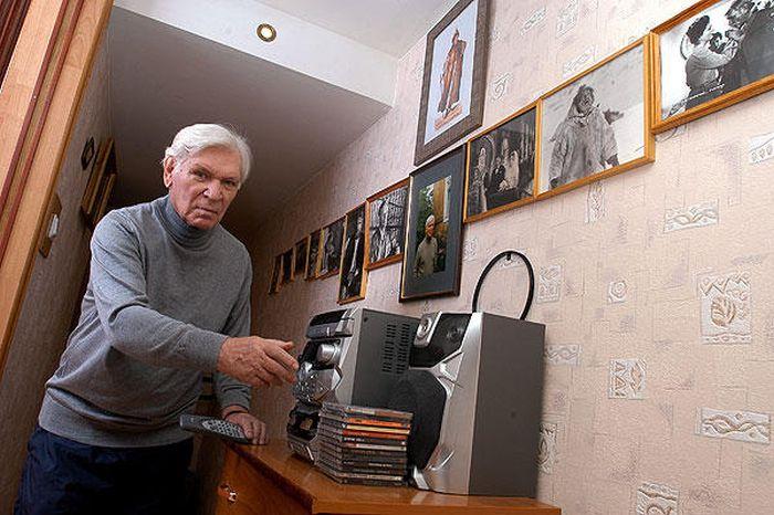 Пётр Вельяминов. / Фото: www.vokrug.tv