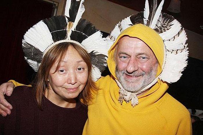Вячеслав Полунин и Елена Ушакова. / Фото: www.broadway.com