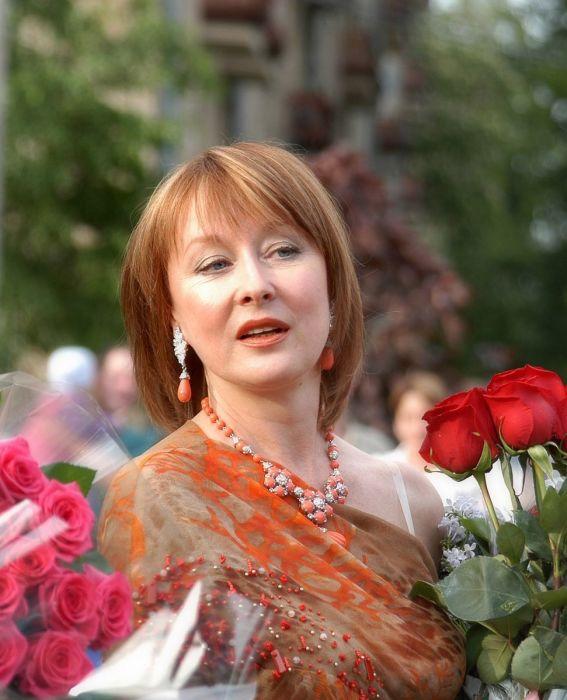 Лариса Удовиченко. / Фото: www.pokazuha.ru