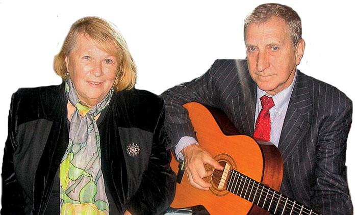 Людмила Иванова и Валерий Миляев. / Фото: www.lisa.ru