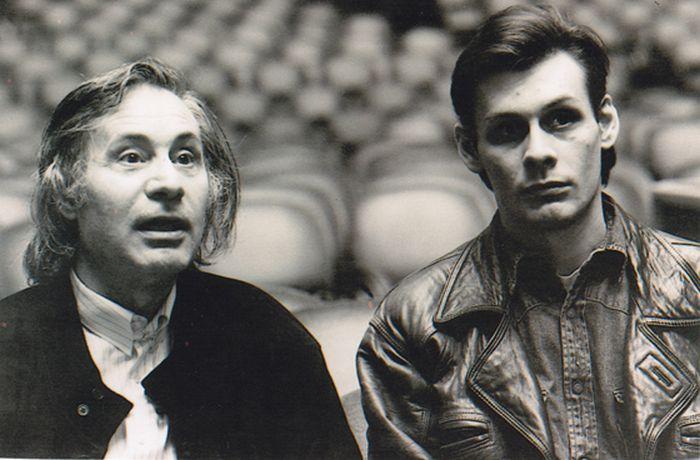 Альфред и Андрей Шнитке. / Фото: www.classicalmusicnews.ru