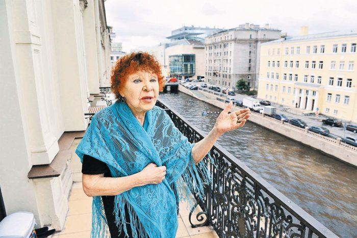 Нина Ургант. / Фото: www.prozvezd.info
