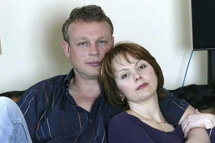 Сергей Жигунов и Вера Новикова. / Фото: www.dayonline.ru
