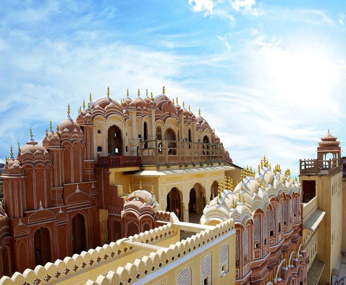 От красоты удивительного дворца просто захватывает дух. / Фото: www.content4travel.com