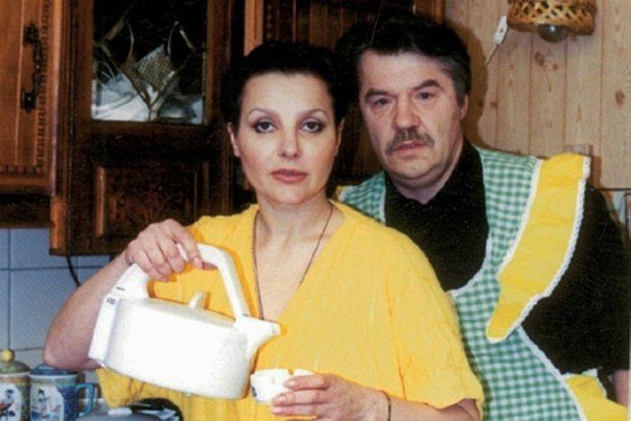 Александр и Елена Фатюшины. / Фото: www.mtdata.ru