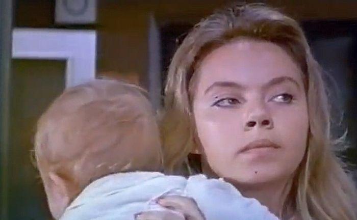 Наталья Воробьёва, кадр из фильма «Свой парень», 1973 год. / Фото: www.kino-teatr.ru