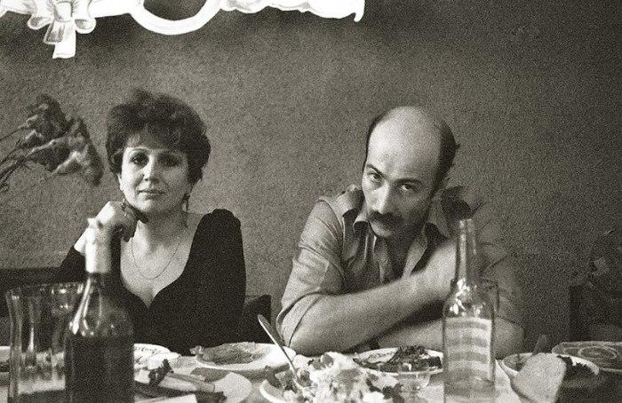 Александр Розенбаум и Елена Савшинская. / Фото: www.alabanza.ru