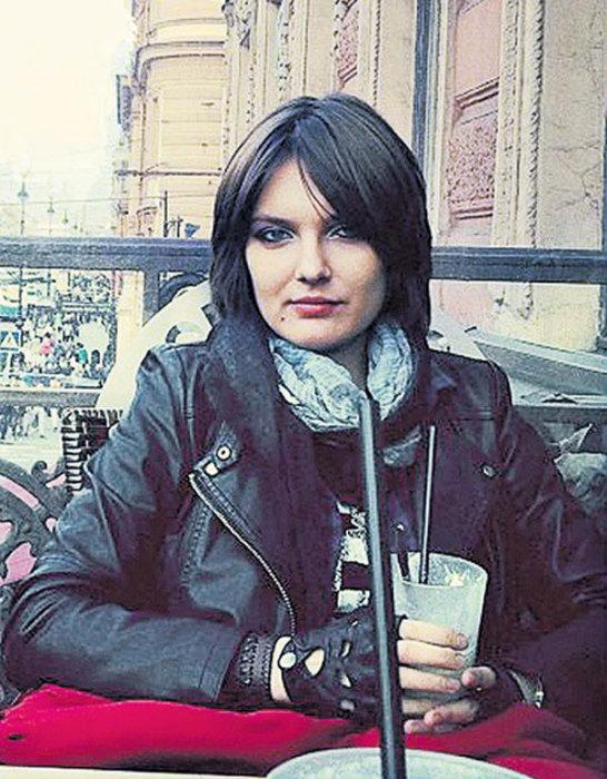 Александра Валуцкая, дочь Владимира Ивановича. / Фото: www.diwis.ru