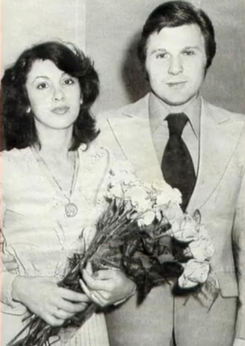 Лев и Ирина Лещенко. / Фото: www.jauns.lv