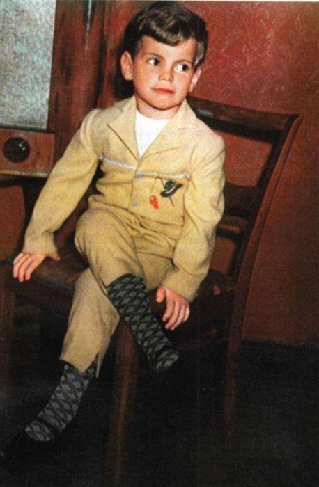 Любимый сын. / Фото: www.liveinternet.ru