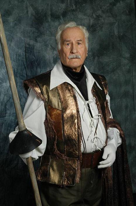 Истинный Дон Кихот эпохи. / Фото: www.img.com.ua