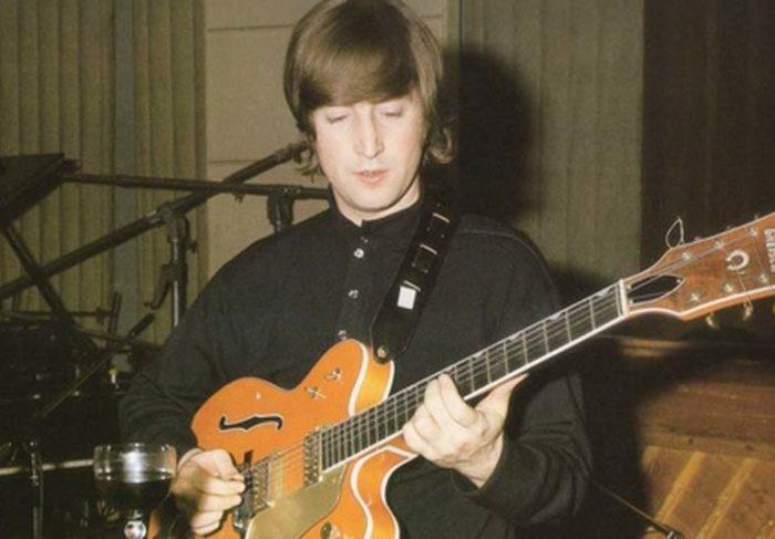 Джон Леннон. / Фото: www.cyprus-mail.com