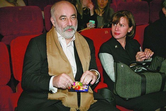 Виктор Вексельберг и Марина Добрынина. / Фото: www.userapi.com