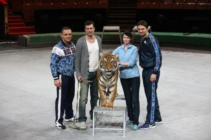 На презентации фильма. / Фото: www.topnews.ru