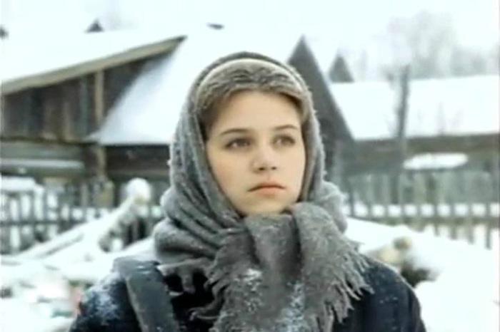 Янина Лисовская, кадр из фильма «За Ветлугой-рекой». / Фото: www.kino-teatr.ru