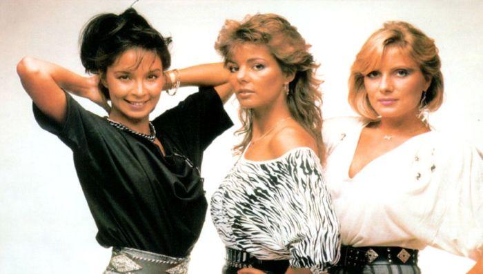 Группа «Arabesque». / Фото: www.riga.lv