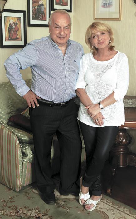 Левон и Софья Оганезовы. / Фото: www.sb.by