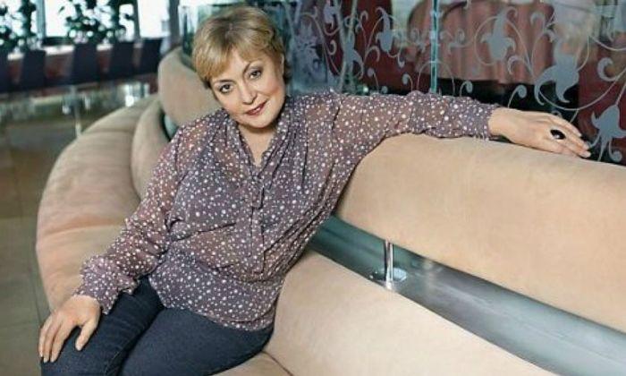 Анастасия Воронина, старшая дочь Лидии Федосеевой-Шукшиной. / Фото: www.bloknot.ru