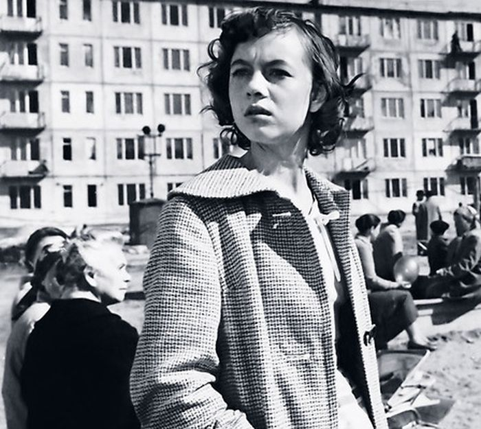 """Александра Назарова в фильме """"А если это любовь?"""", 1961 год.  / Фото: www.7days.ru"""