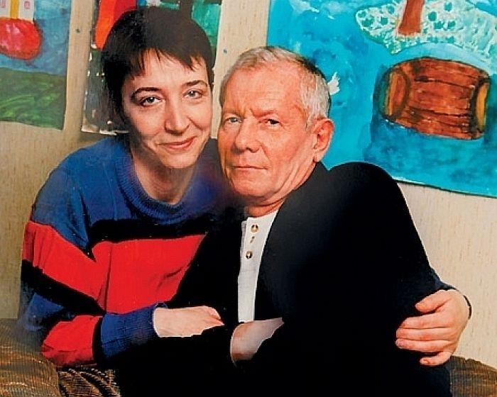 Михаил Жигалов и его Татьяна. / Фото: www.tele.ru