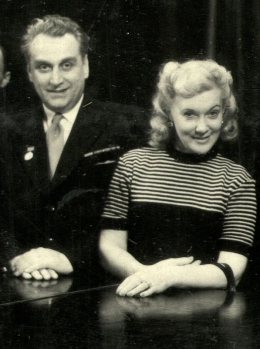 Любовь Орлова и Григорий Александров. / Фото: www.24smi.org