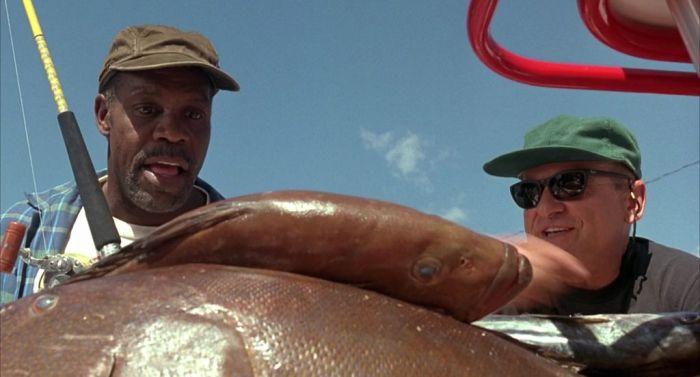 Кадр из фильма «На рыбалку», 1997 год. / Фото: www.funon.cc