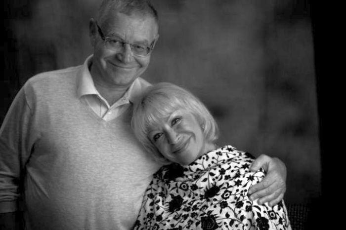 Александр Журбин и Ирина Гинзбург. / Фото: www.vm.ru