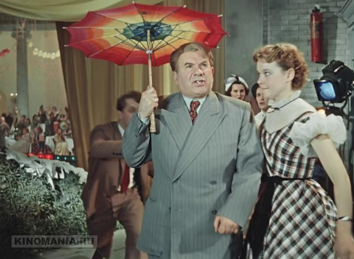 Кадр из фильма «Карнавальная ночь». / Фото: www.disput.azstatic.com