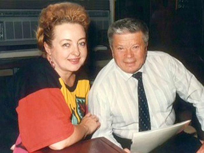 Святослав и Ирэн Фёдоровы. / Фото: www.userapi.com