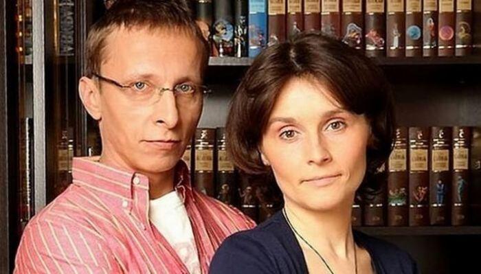Иван и Оксана Охлобыстины. / Фото: www.yuterra.life