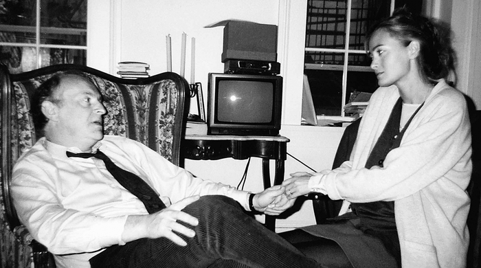 Иосиф Бродский и Мария Соццани. / Фото: www.mycdn.me