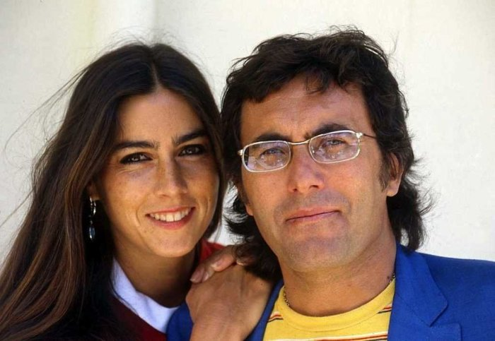 Аль Бано и Ромина Пауэр. / Фото: www.velvetgossip.it
