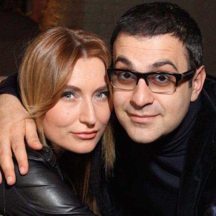 Жанна Левина-Мартиросян и Гарик Мартиросян.  / Фото: www.kareliyanews.ru