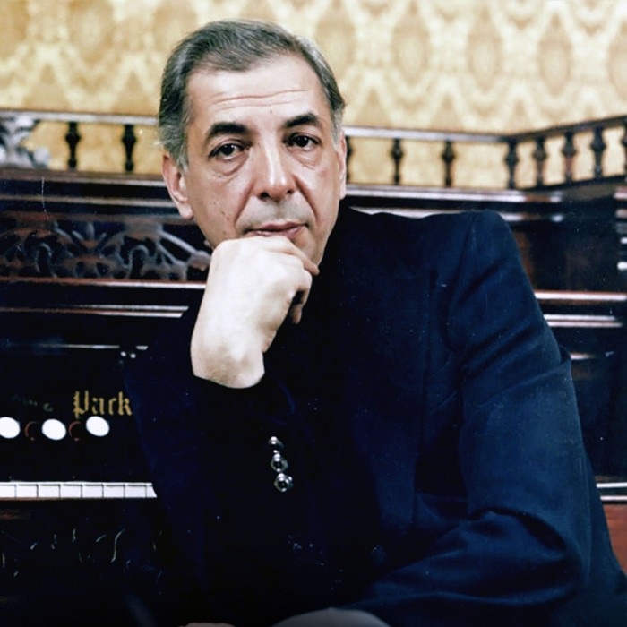 Микаэл Таривердиев. / Фото: www.astoperahouse.ru