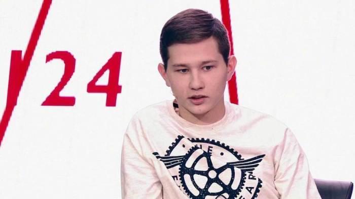 Николай, приемный сын Евдокии Германовой. / Фото: www.1tv.ru