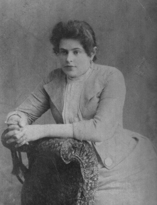 Мария Морицовна Гейнрих-Абрамова. / Фото: www.aif.ru