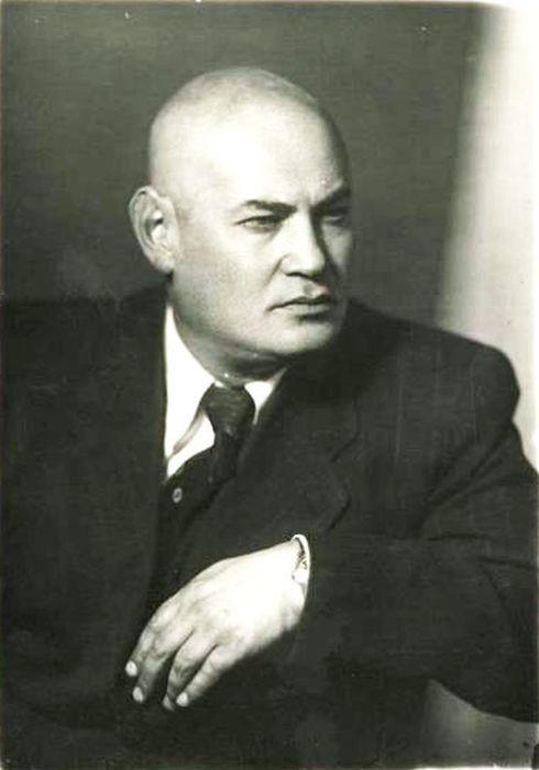 Борис Горбатов. / Фото: www.kino-teatr.ru