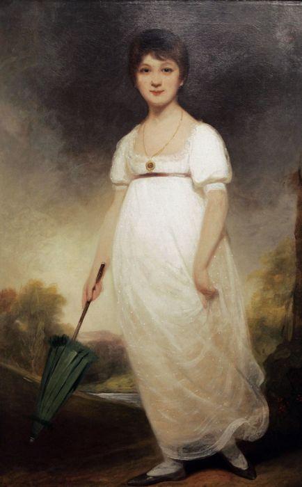 Портрет Джейн Остин, написанный в 1788 или 1789 годах. / Фото: www.immediate.co.uk