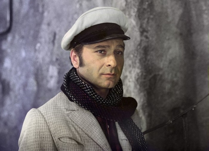 Арчил Гомиашвили в роли Остапа Бендера. / Фото: www.golos.io