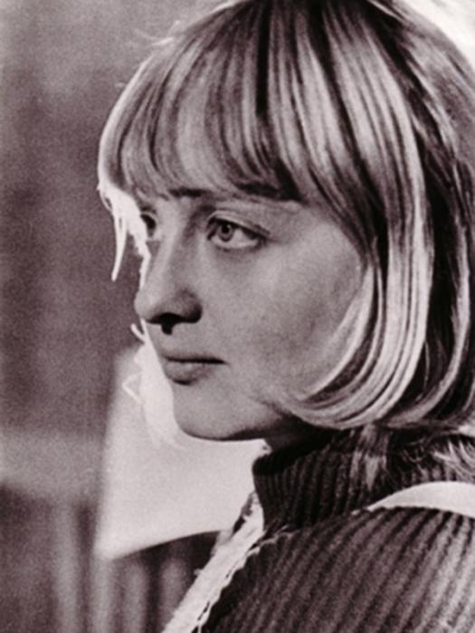 Ольга Антонова в юности. / Фото: www.24smi.org