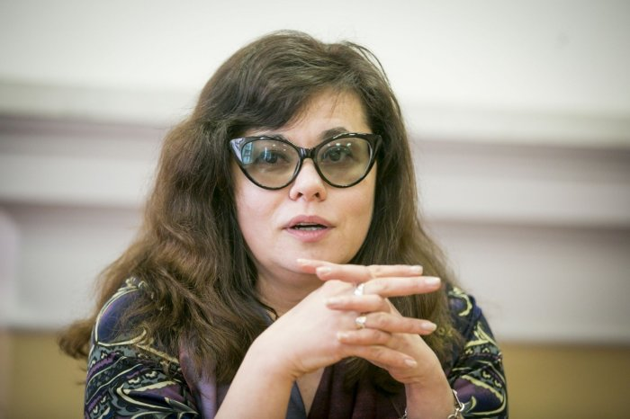 Марина Степнова. / Фото: www.dcdn.lt