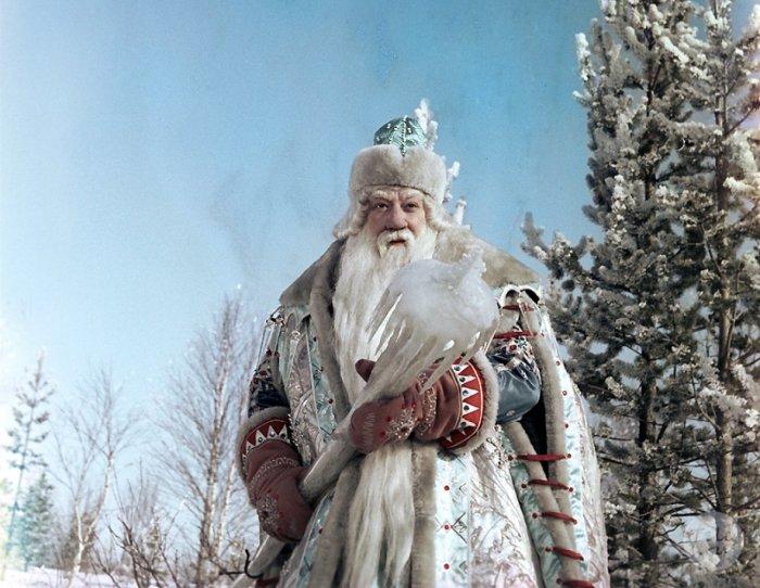 Александр Хвыля, кадр из фильма «Морозко». / Фото: www.ognikavkaza.ru