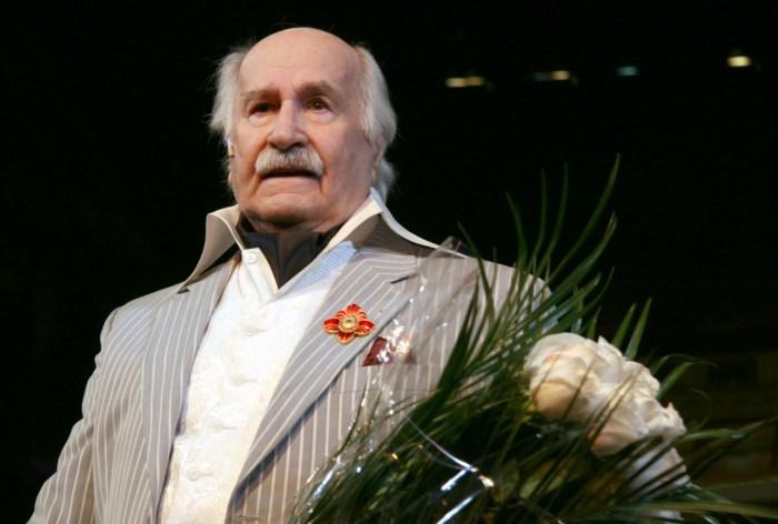 Владимир Зельдин. / Фото: www.argumenti.ru