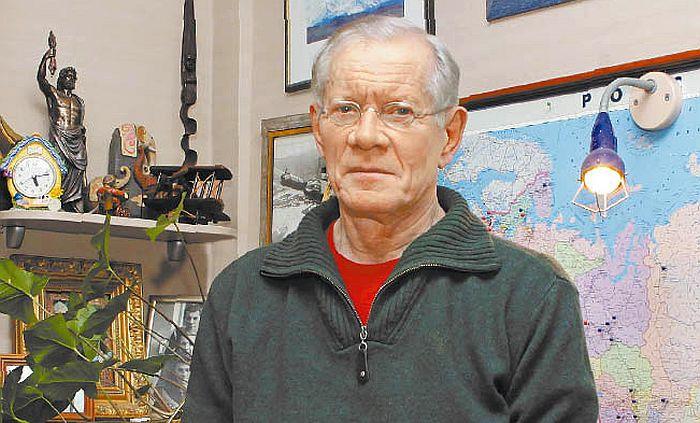 Михаил Жигалов. / Фото: www.molodezhka-tv.com