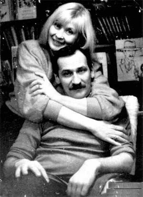 Леонид Филатов и Нина Шацкая. / Фото: www./foto-star.ru