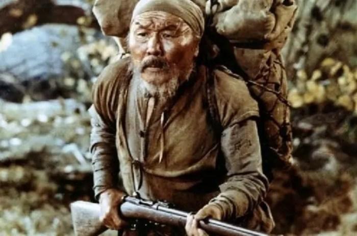 Кадр из фильма «Дерсу Узала». / Фото: www.mycdn.me