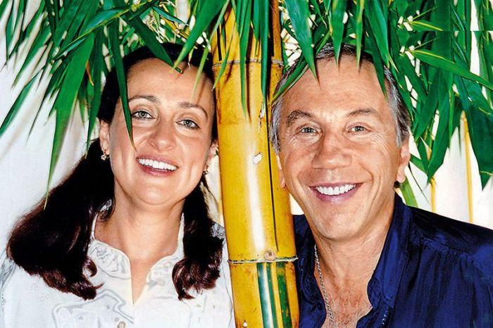 Савелий Крамаров и Наталья Сирадзе. / Фото: www.7days.ru