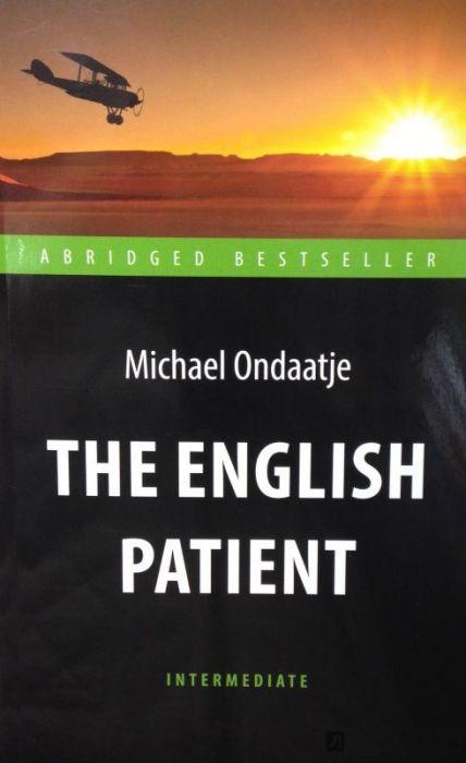 «Английский пациент», Майкл Ондатже. / Фото: www.labirint.ru