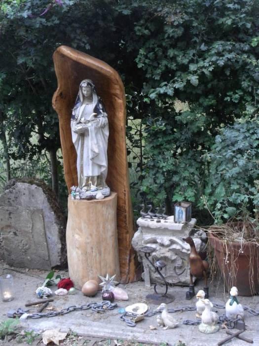 Приют одинокой дамы. / Фото: www.facebook.com