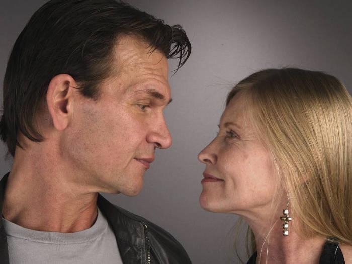 Лиза Ниеми и Патрик Суэйзи. / Фото: www.fanpop.com